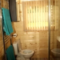 Haltwhistle Burn Lodge Bathroom