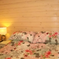 Haltwhistle Burn Lodge Bedroom