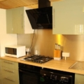 Haltwhistle Burn Lodge Kitchen