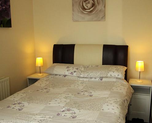 Reivers Retreat Bedroom